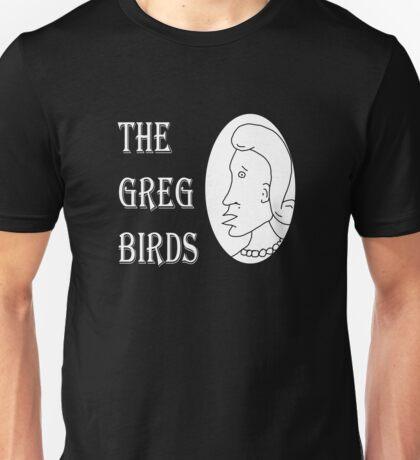 The Greg Birds - Lips O' A Bird Unisex T-Shirt