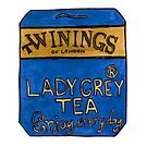 Twinings Lady Grey - Enjoy Every Day by Elvedee