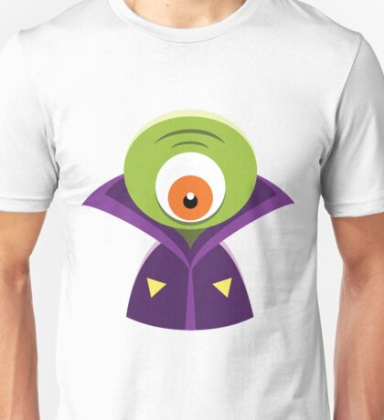 Monsters Eyes Unisex T-Shirt