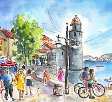 Collioure Town 01 by Goodaboom