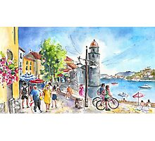 Collioure Town 01 Photographic Print
