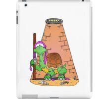 Turtle Confused iPad Case/Skin