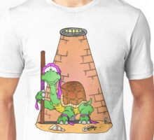 Turtle Confused Unisex T-Shirt