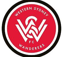 Western Sydney Wanderers  by niknamyeoj