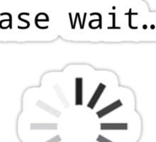 Geeky comment loading, Please wait.. Sticker