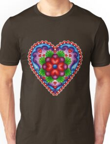 Painted Heart Unisex T-Shirt