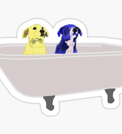 Bathtime! Sticker