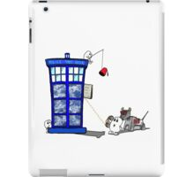 To catch a Doctor iPad Case/Skin