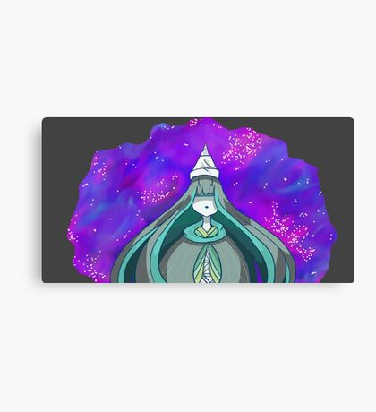 Celesteelas Galaxy Canvas Print