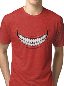 Hungry Smile Tri-blend T-Shirt