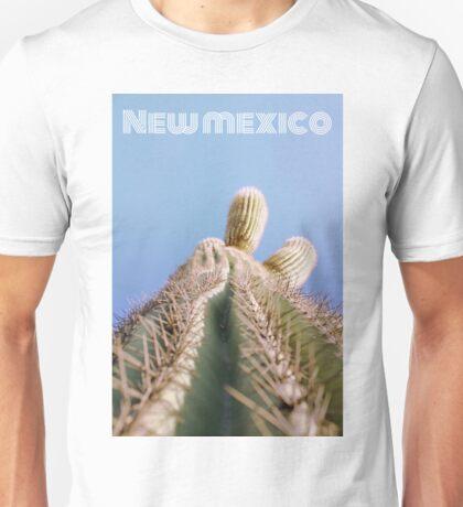 New Mexico Sticker Unisex T-Shirt