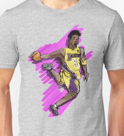 Kobe Painted Unisex T-Shirt