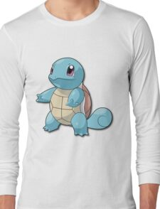 squirtle Long Sleeve T-Shirt