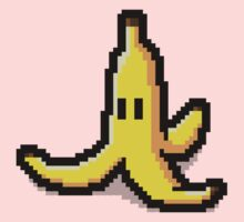 Pixel banana One Piece - Long Sleeve