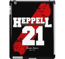 Heppell Sash  iPad Case/Skin