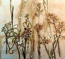 "Mornington Peninsuala Grasslands 4 by Belinda ""BillyLee"" NYE (Printmaker)"