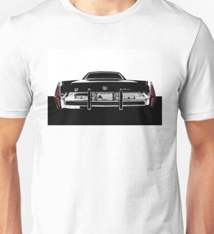 Cadillac Fleetwood - High contrast Unisex T-Shirt