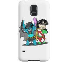 Bat-Stitch & Lilo-Robin Samsung Galaxy Case/Skin