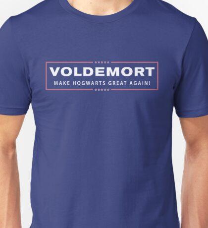 Voldemort - Make Hogwarts Great Again! Unisex T-Shirt