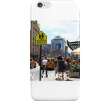 New York City - Chelsea Market iPhone Case/Skin