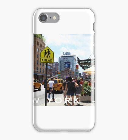 New York City - Chelsea Market iPhone Case/Skin