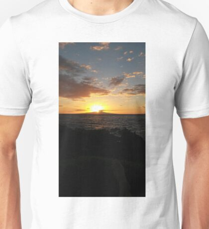 Hawaii Sunset Unisex T-Shirt