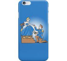 Cinderella athlete iPhone Case/Skin