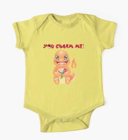 You Charm Me One Piece - Short Sleeve