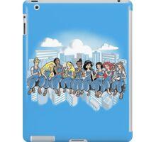 Princess Workers iPad Case/Skin