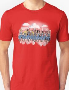 Princess Workers T-Shirt