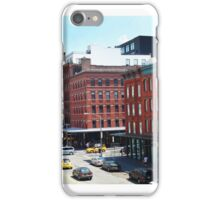 Downtown New York City iPhone Case/Skin