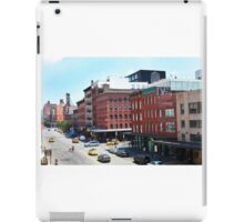 Downtown New York City iPad Case/Skin