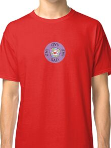 Sadness Circle Classic T-Shirt