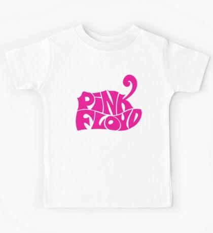 pink floyd Kids Tee