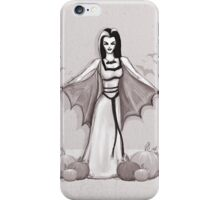 Lily Munster iPhone Case/Skin