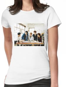 SVT vocal team Womens Fitted T-Shirt