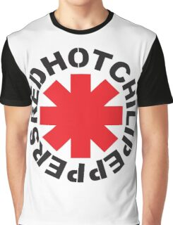 RHCP 3 Graphic T-Shirt