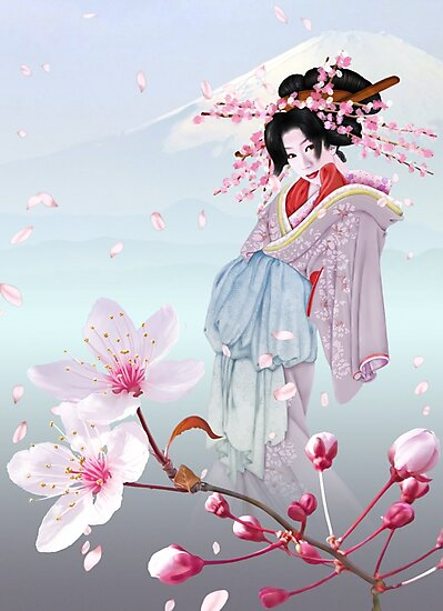 Sakura by Ivy Izzard