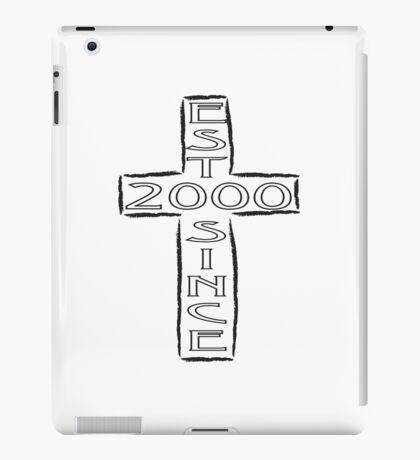 Crucifix - 2000 iPad Case/Skin