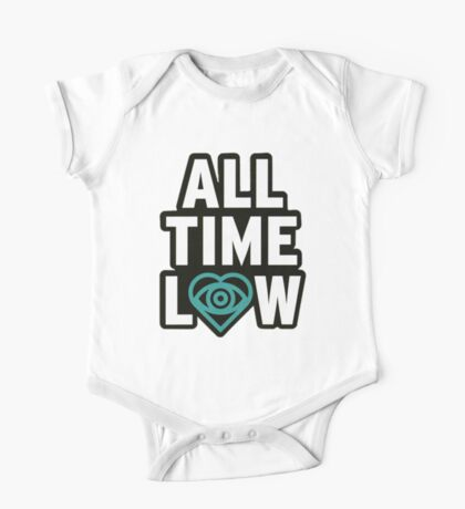 all time low One Piece - Short Sleeve