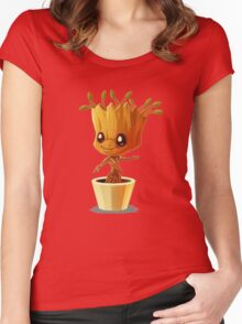GOG2 Women's Fitted Scoop T-Shirt