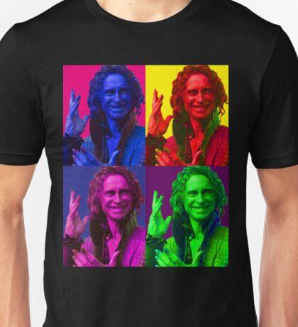 Rumpelstiltskin Pop-Art Unisex T-Shirt