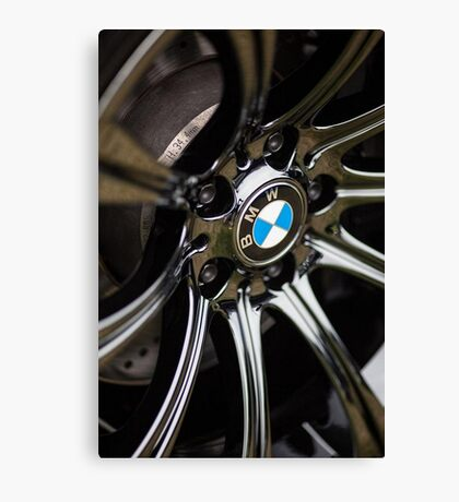 BMW Canvas Print