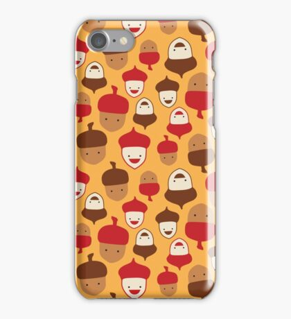 The Mighty Acorns II iPhone Case/Skin
