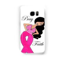 Breast Cancer T-Shirts Samsung Galaxy Case/Skin