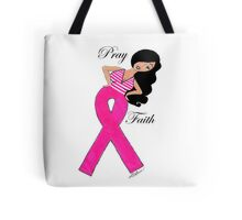 Breast Cancer T-Shirts Tote Bag