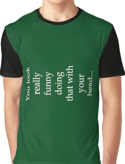 Quotes Graphic T-Shirt