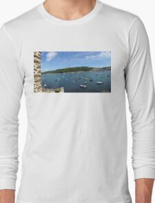 Panorama Scenery Long Sleeve T-Shirt