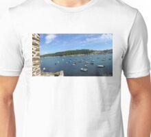 Panorama Scenery Unisex T-Shirt