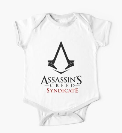 assassin's creed syndicate One Piece - Short Sleeve